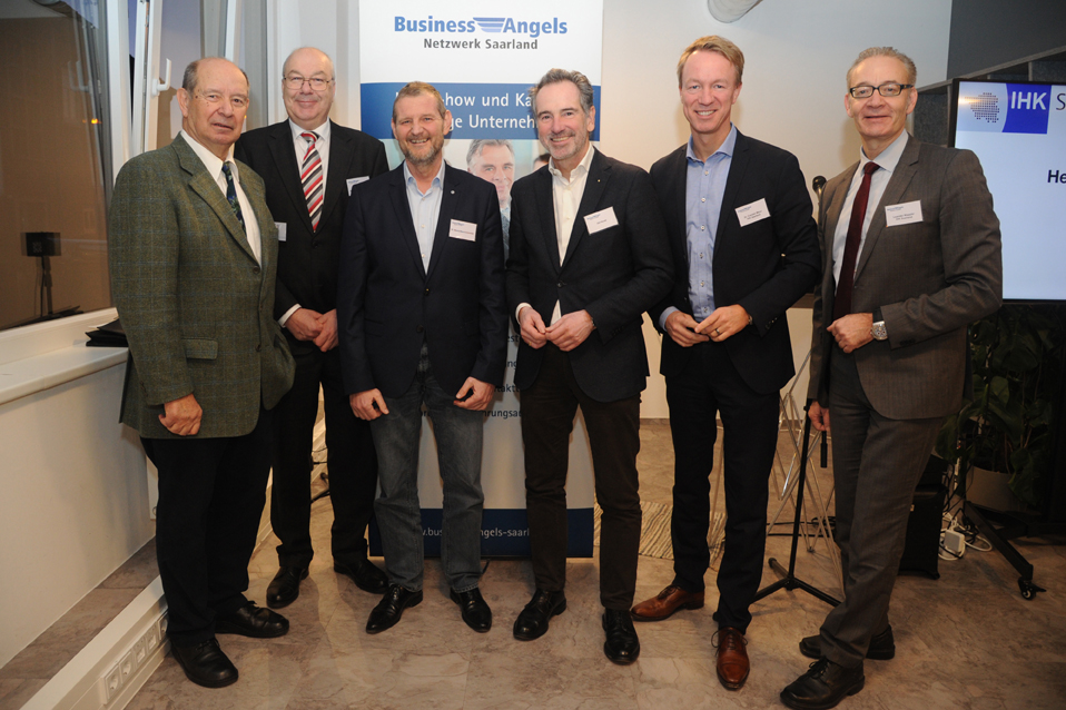 Neujahrs Empfang Business Angels